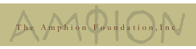 The Amphion Foundation